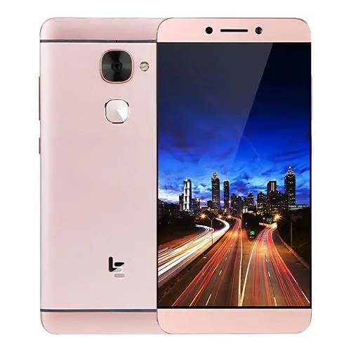 geekbuying LeTV LeEco Le S3 X626 MTK6797 Helio X20 2.3GHz 10コア ROSE GOLD(ローズゴールド)