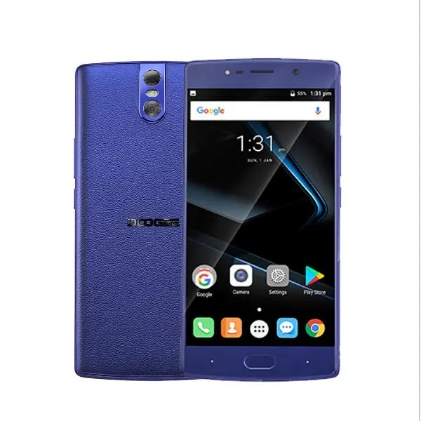 banggood DOOGEE BL7000 MTK6750T 1.5GHz 8コア BLUE(ブルー)