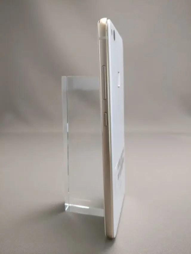 Huawei P10 Lite UQ mobile 貸出機 裏11