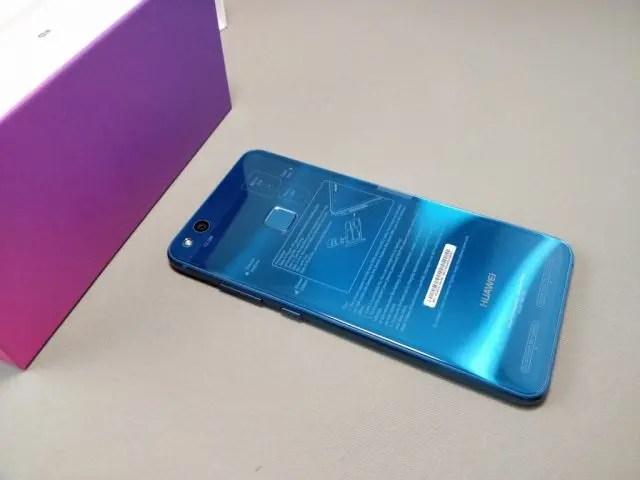 Huawei P10 Lite 開封 表2