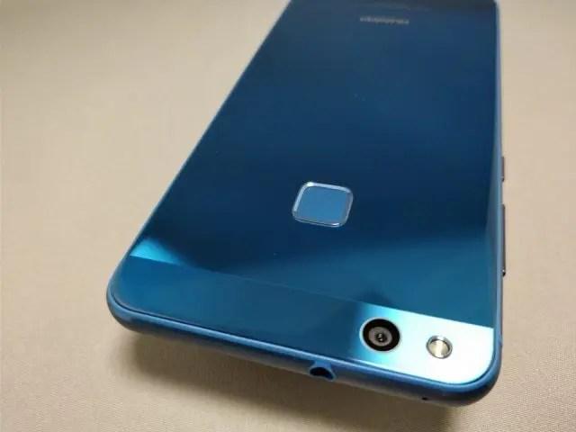 Huawei P10 Lite 裏 カメラ