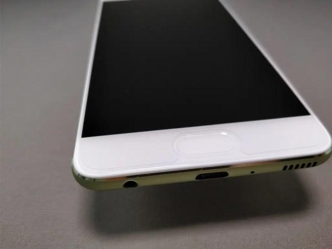 Huawei P10 Plus 保護シート付き