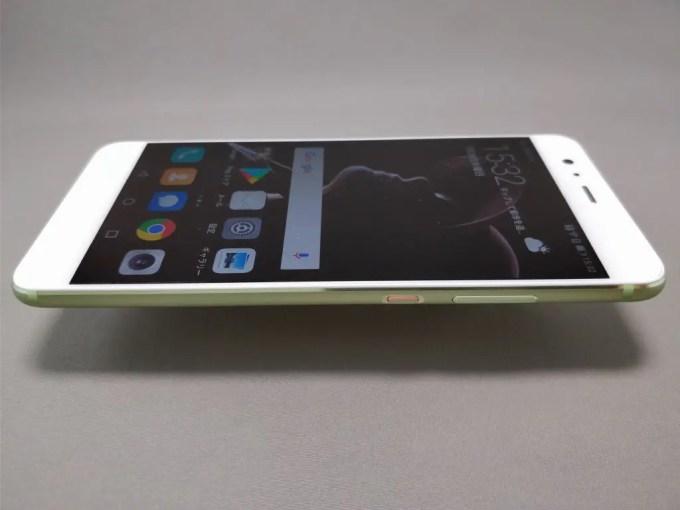 Huawei P10 Plus 表 横