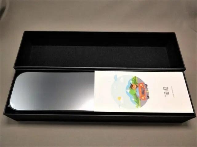 Xiaomi 70 Steps Smart Rearview Mirror 開封