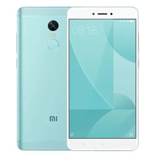 tomtop Xiaomi Redmi Note 4X Snapdragon 625 MSM8953 2.0GHz 8コア BLUE(ブルー)