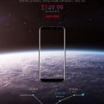 【Banggood】S8そっくり左右エッジ BLUBOO S8 プレセール 日10台限定$74.99で買える!