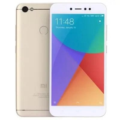 Xiaomi Redmi Note 5A Snapdragon 435 MSM8940 1.4GHz 8コア