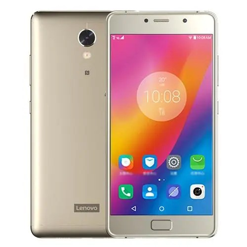 geekbuying Lenovo P2 (p2a42) Snapdragon 625 MSM8953 2.0GHz 8コア GOLD(ゴールド)