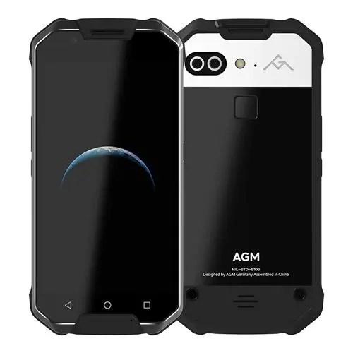geekbuying AGM X2 Snapdragon 653 MSM8976SG 1.8GHz 8コア BLACK(ブラック)