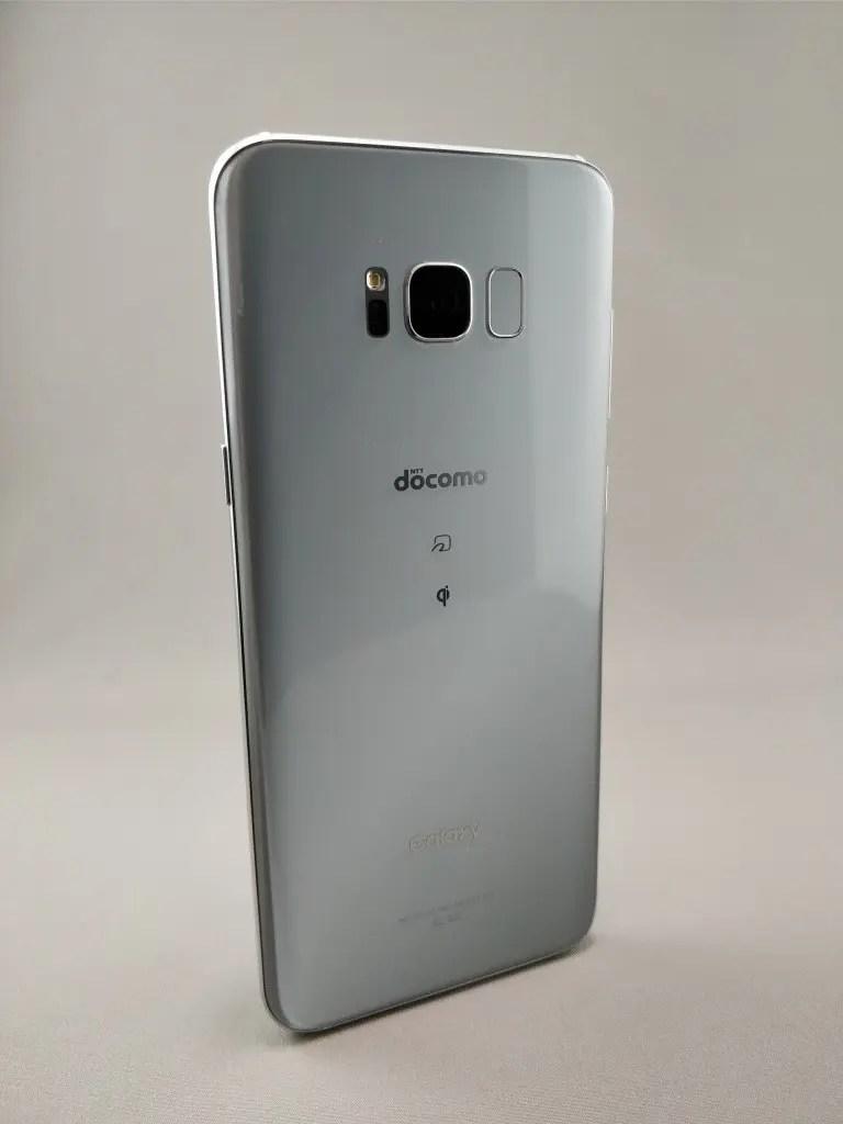 Galaxy S8+ 裏11