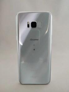 Galaxy S8+ 裏面1