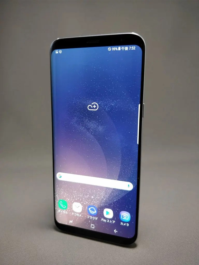 Galaxy S8+ 表面10