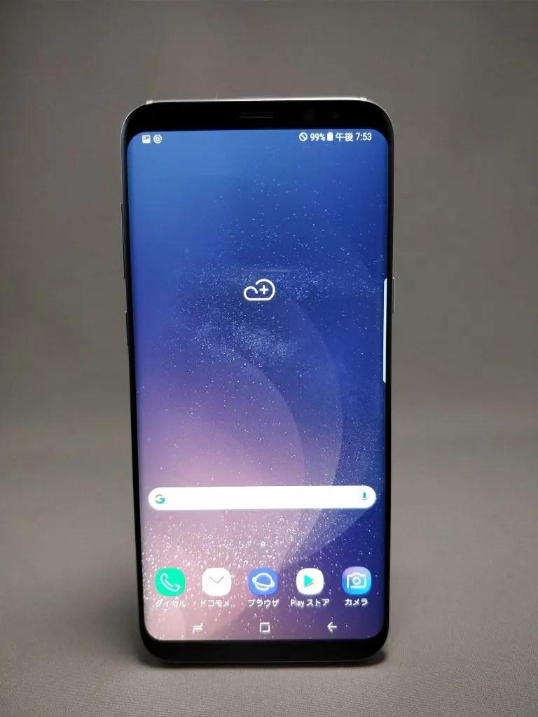 Galaxy S8+ 表面11