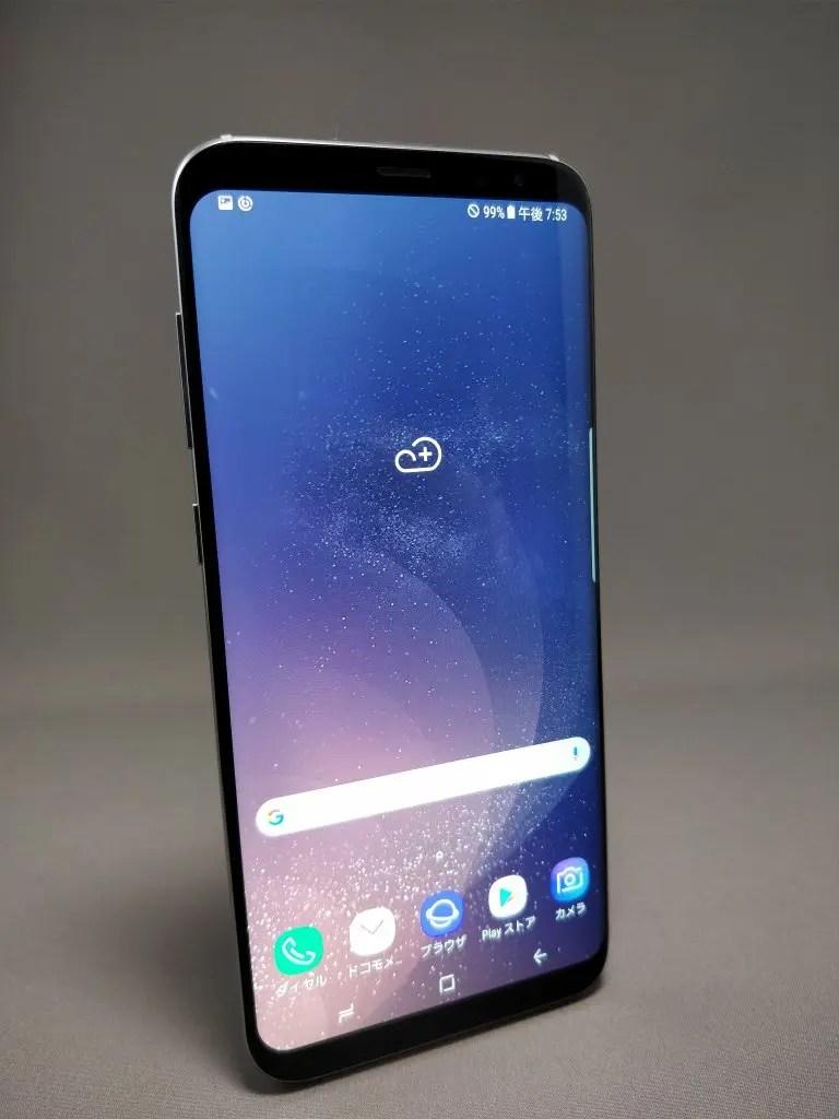 Galaxy S8+ 表面1