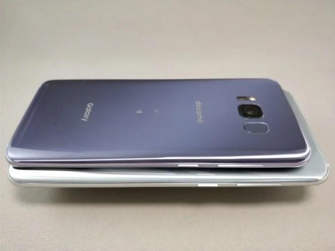 Galaxy S8 VS Galaxy S8+