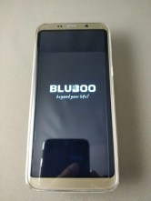BLUBOO S8 起動1