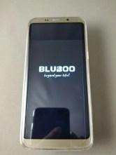 BLUBOO S8 起動2