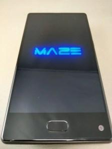 Maze Alpha 起動6