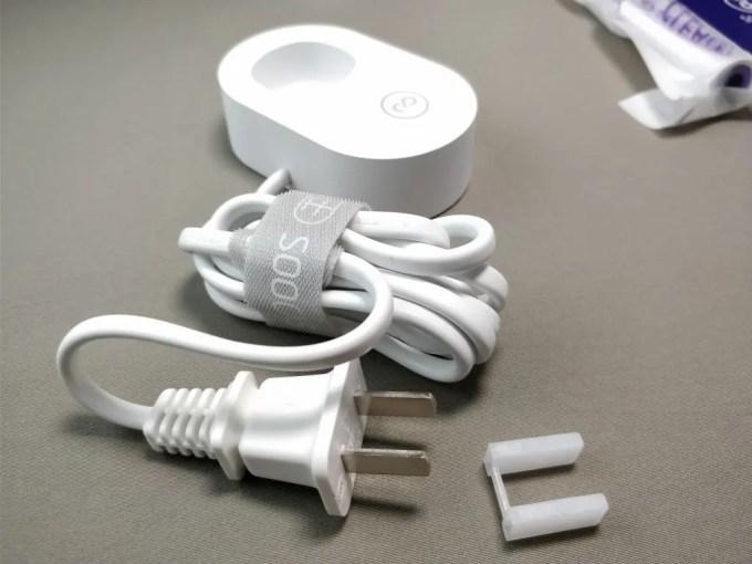 Xiaomi Soocas X3 電動歯ブラシ 充電器