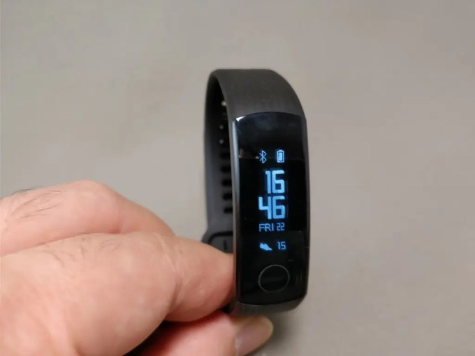 Huawei Honor Band 3 時計