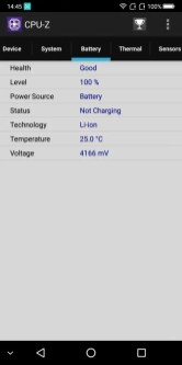 BLUBOO S8 CPU-Z4