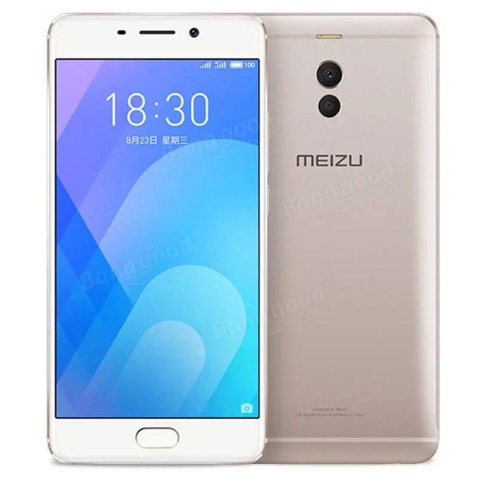 banggood Meizu M6 Note Snapdragon 625 MSM8953 2.0GHz 8コア GOLDEN(ゴールデン)