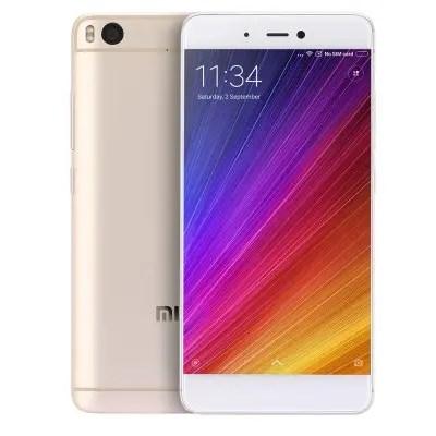 gearbest Xiaomi Mi5s Snapdragon 821 MSM8996 Pro 2.15GHz 4コア GOLDEN(ゴールデン)