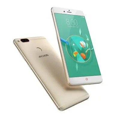 gearbest ARCHOS Diamond Alpha+ Snapdragon 652 MSM8976 1.8GHz 8コア CHAMPAGNE GOLD(シャンペンゴールド)