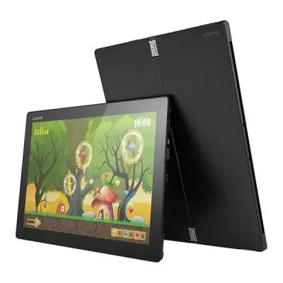 gearbest Lenovo MIIX 710 Core i5-7Y54 1.2GHz 2コア BLACK(ブラック)
