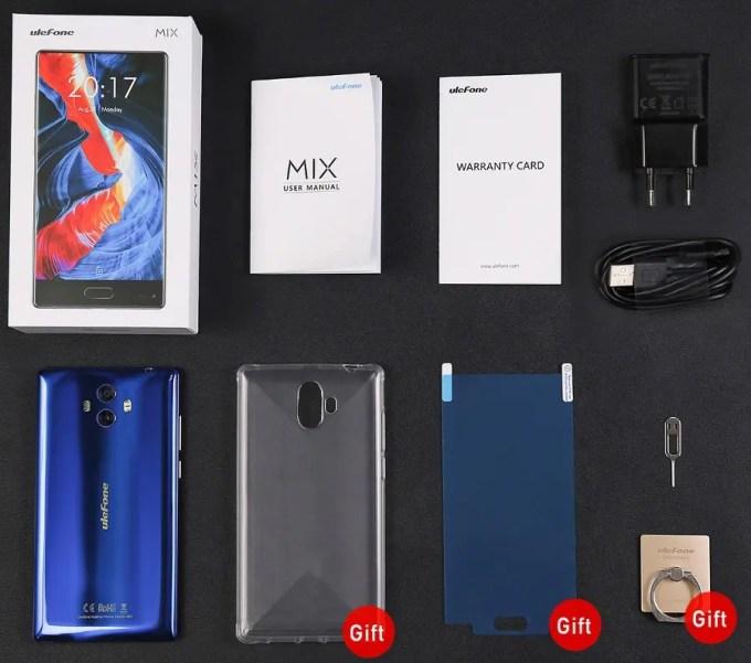 Ulefone Mix Gift