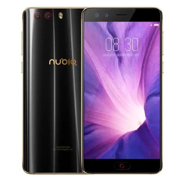 ZTE Nubia Z17 mini S Snapdragon 653 MSM8976SG 1.8GHz 8コア