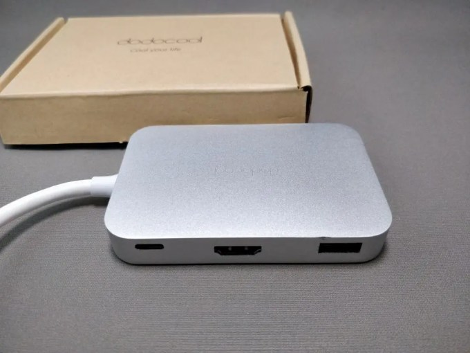 dodocool USB-C PDハブ3