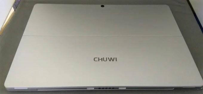 Chuwi SurBook 裏面