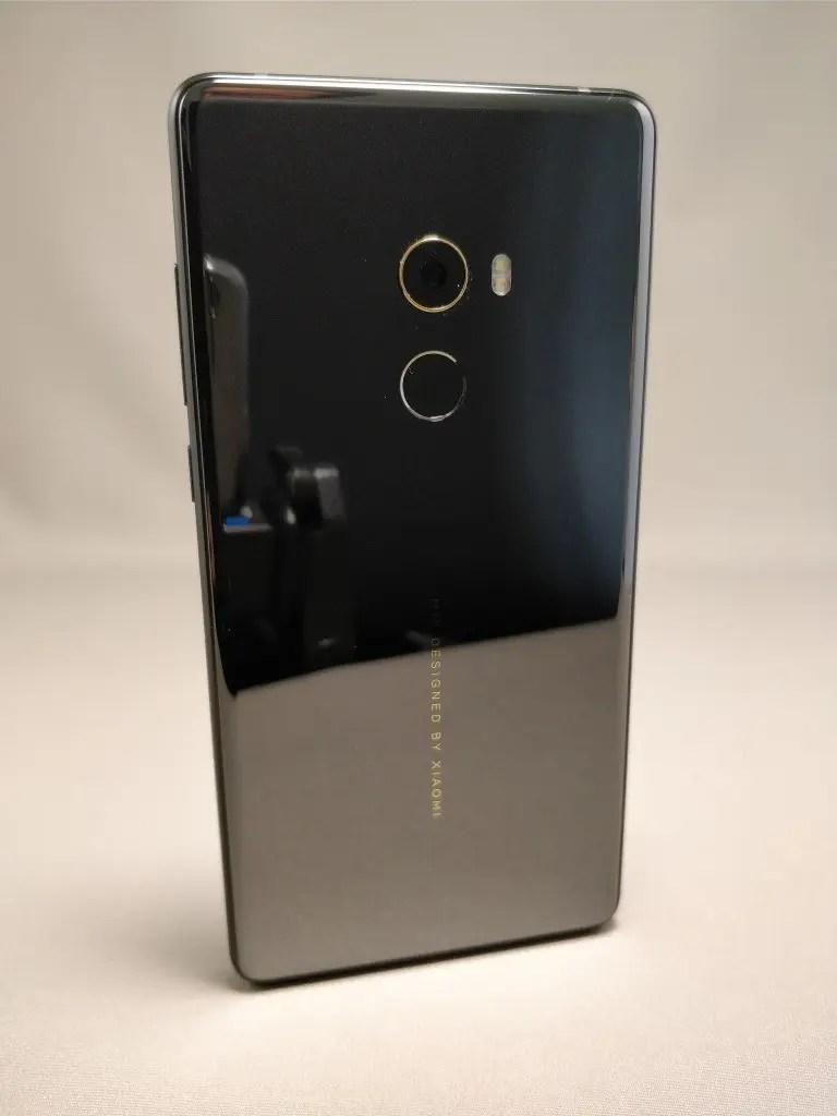 Xiaomi Mi MIX 2 裏 9