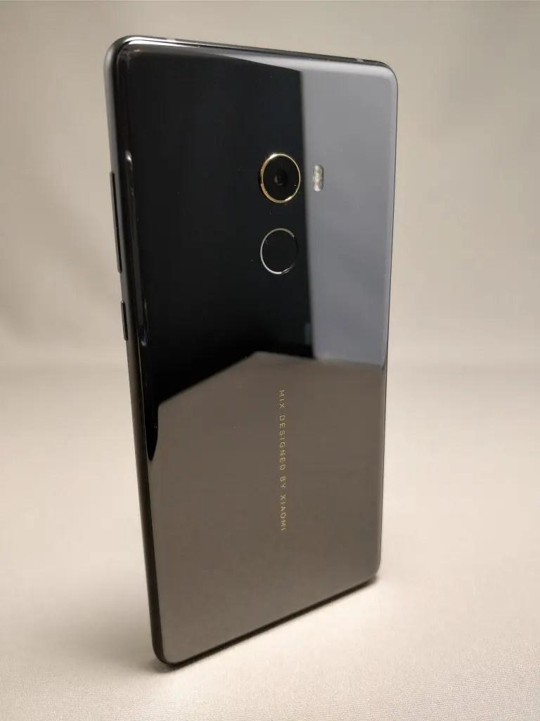 Xiaomi Mi MIX 2 裏 11