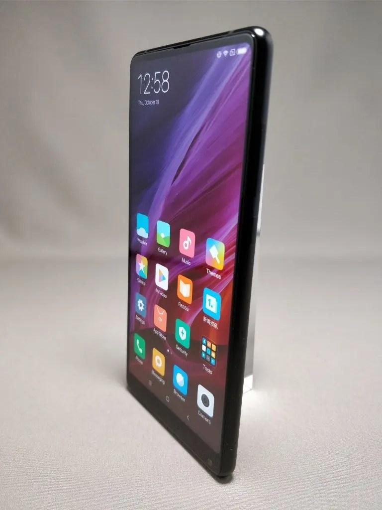 Xiaomi Mi MIX 2 表 8
