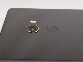 Xiaomi Mi MIX 2 リアカメラ 横2