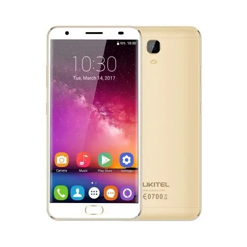 tomtop OUKITEL K6000 Plus MTK6750T 1.5GHz 8コア GOLD(ゴールド)