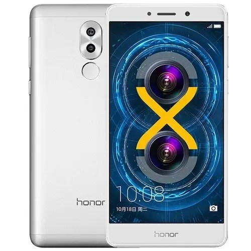tomtop Huawei Honor 6X Kirin 655 2.1GHz 8コア SILVER(シルバー)