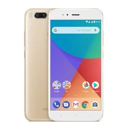 tomtop Xiaomi Mi A1 Snapdragon 625 MSM8953 2.0GHz 8コア GOLD(ゴールド)
