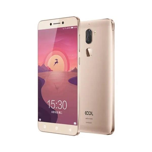 banggood LeEco Coolpad Cool1 Snapdragon 652 MSM8976 1.8GHz 8コア GOLD(ゴールド)