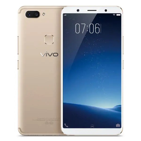 banggood vivo X20 Snapdragon 660 MSM8956 Plus 2.2GHz 8コア GOLD(ゴールド)