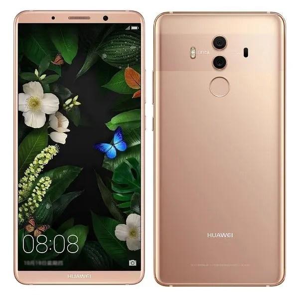 banggood HUAWEI Mate 10 Pro Kirin 970 2.4GHz 8コア PINK GOLD(ピンクゴールド)