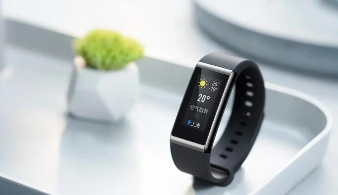 Xiaomi AMAZFIT カラー Heart Rate Smartband 天気