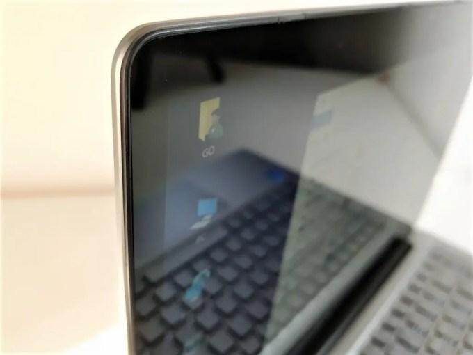 Chuwi Lapbook Air  ディスプレイ プラパッキン