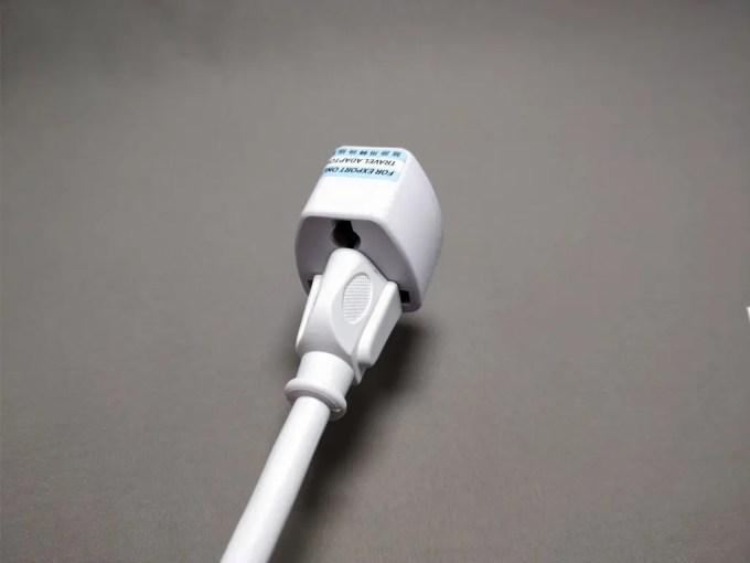 dodocool コンセント8口+USB充電ポート3口 電源タップ 変換プラグ
