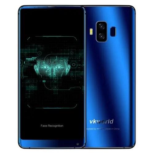 vkworld S8 MTK6750T 1.5GHz 8コア