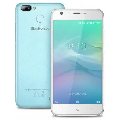 gearbest Blackview A7 Pro MTK6737 1.3GHz 4コア BLUE(ブルー)