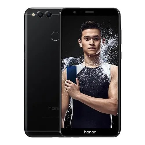 geekbuying Huawei Honor 7X Kirin 659 2.36GHz 8コア BLACK(ブラック)