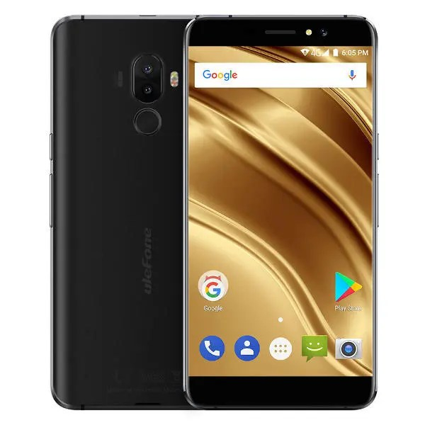 banggood Ulefone S8 Pro MTK6737T 1.5GHz 4コア BLACK(ブラック)